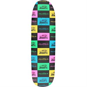 Miller Division - Jimmy Z - Funny Board Multisticker