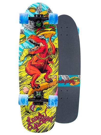 Landyachtz Tugboat - T-REX Mini Cruiser