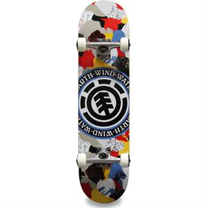 "Element Cut Out Seal 7.7"" Skateboard"