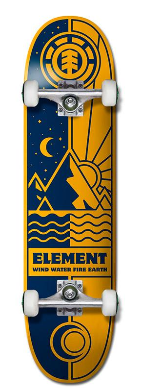 Element Rise and Shine Skateboard