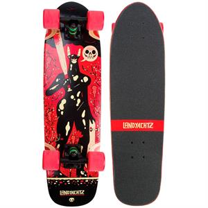 Landyachtz Dinghy - Warrior Longboard Minicruiser