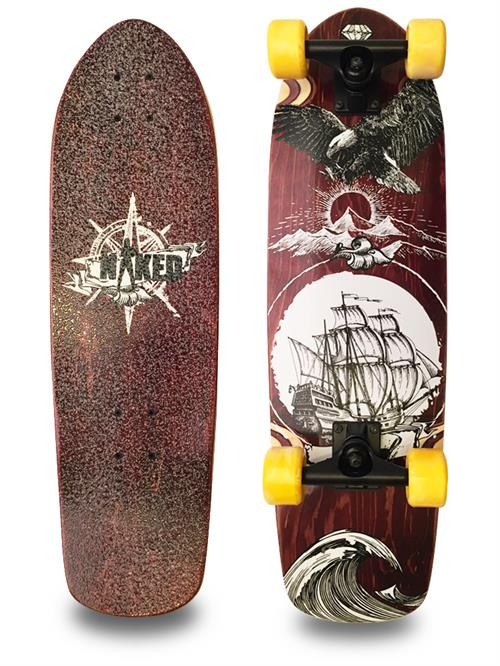 Naked Captain Deluxe Longboard