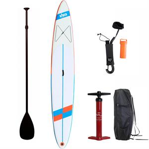 Naked Race Addict Inflatable SUP