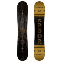 Arbor Element Black Camber Snowboard