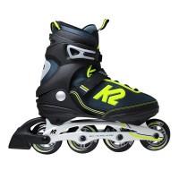 K2 Freedom 80 Alu Inline Rollschuhe Männer