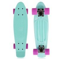 """NKD Classic Deluxe Skateboard 22"""" - Minze"""