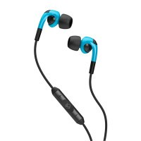 Skullcandy Fix in Ear w. mic - Geo/Schwarz/Chrome