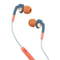 Skullcandy Fix in Ear w. mic - Geo/Schwarz/Chrome