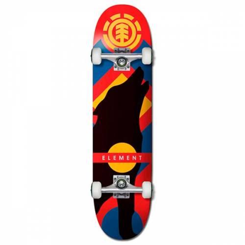 """Element Wolf Twig 7.625"""" Skateboard"""