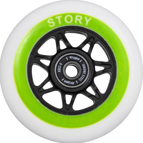 Story Inline Rollschuhe Räder